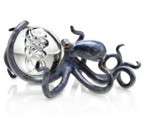 Octopus With Treasure