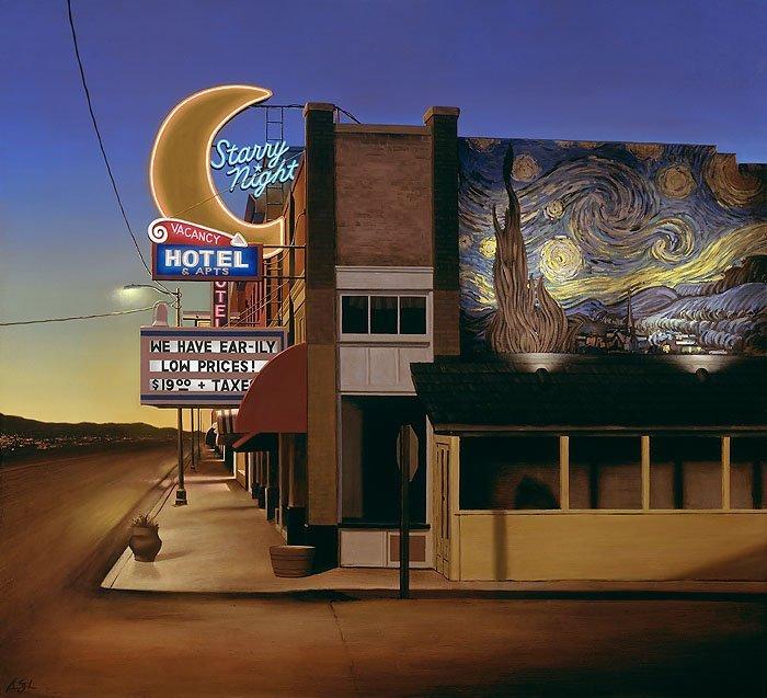 Ben Steele - Starry Night Hotel
