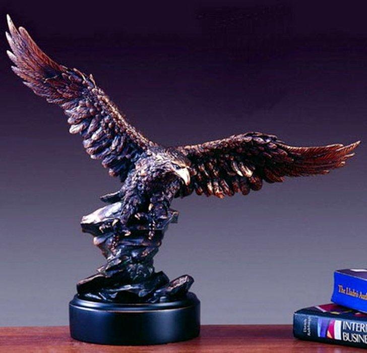 Bronze Eagle