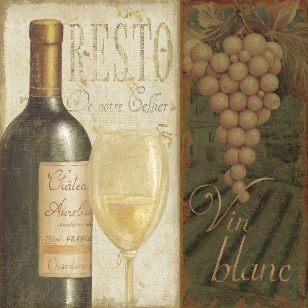 Daphné B.  Wine List II