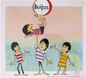 Beatles Sericel