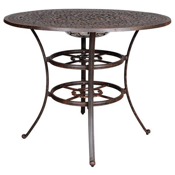 Fiesta Round Bar Table