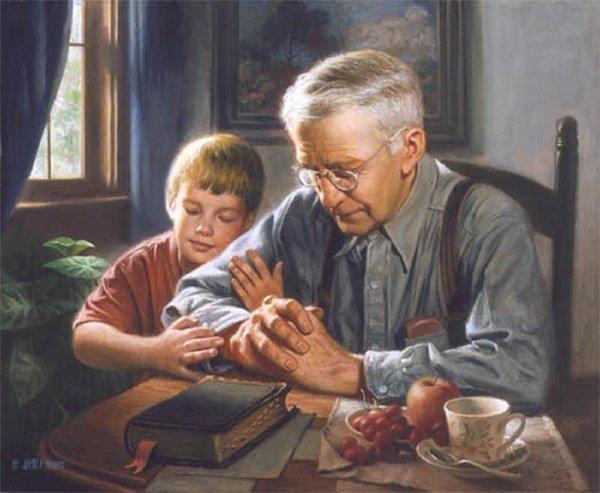 James Seward - The Prayer