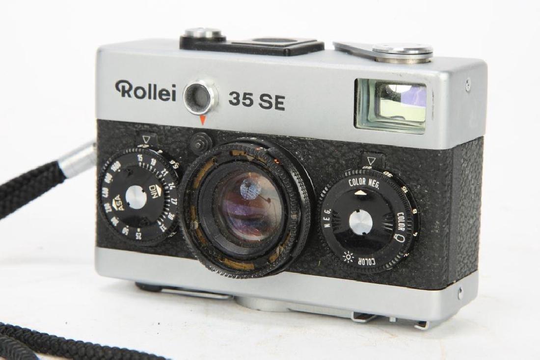 ROLLEI 35 SE CAMERA - 5