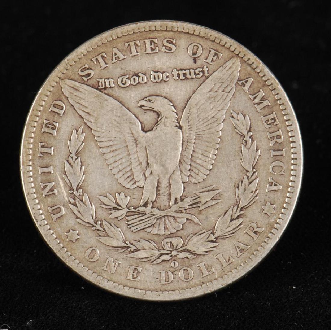 (7) MORGAN SILVER DOLLARS 1879-1900 - 3
