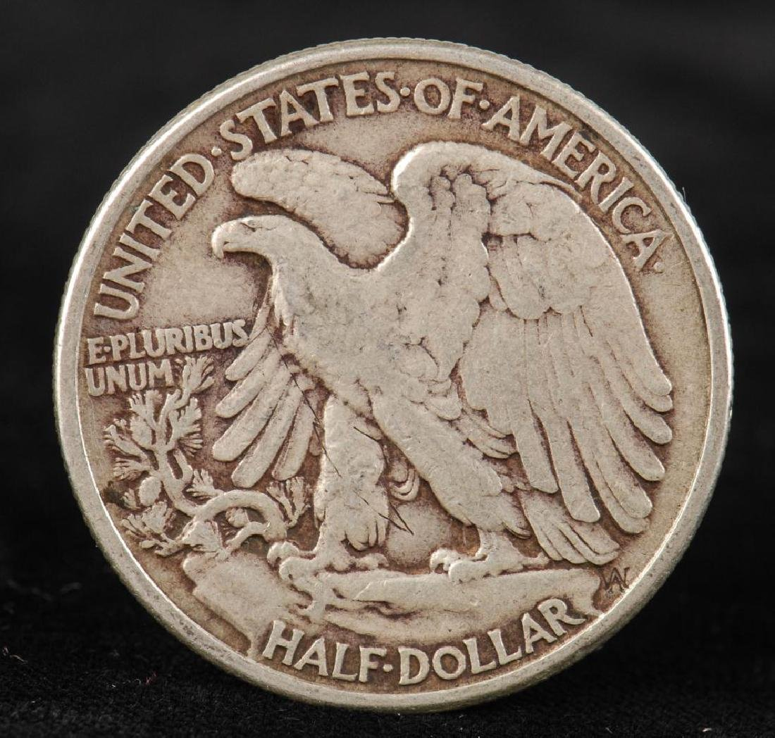 (12) WALKING LIBERTY HALF DOLLARS 1930's-1940's - 4