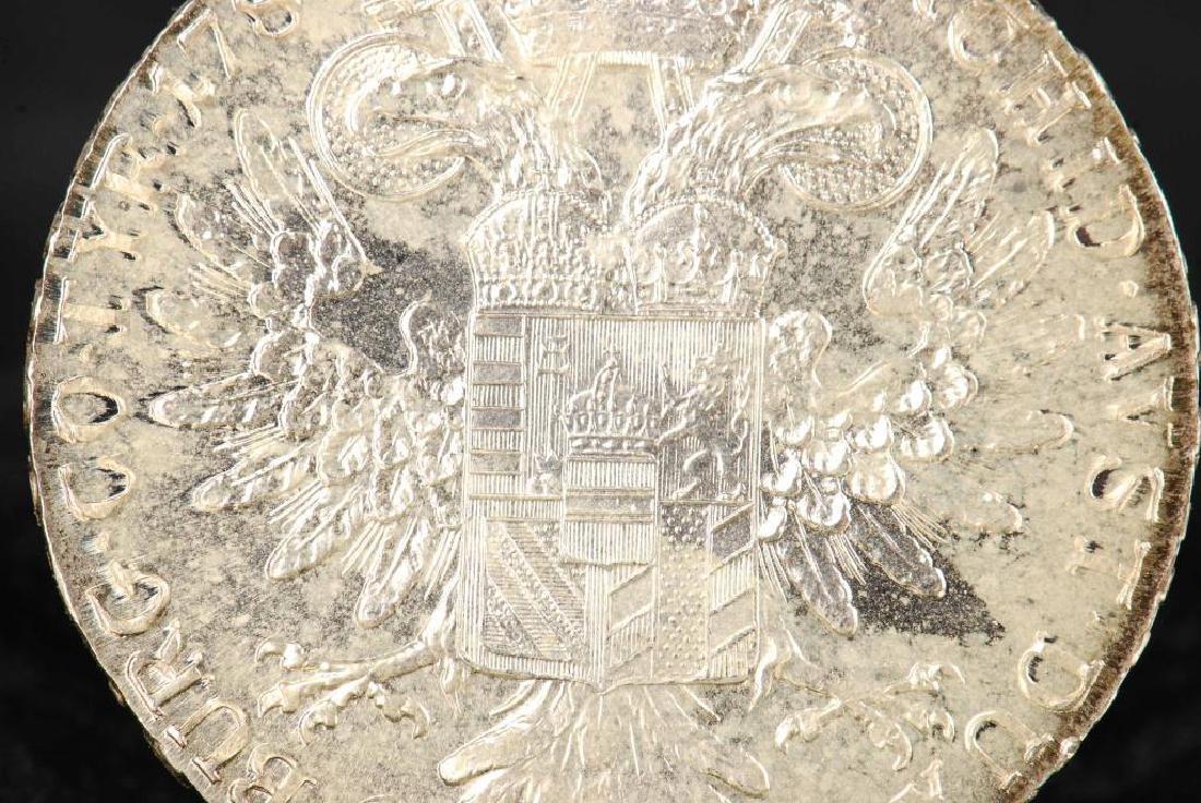 (12) REPRODUCTION MARIA THERESA THALLER 1780 COINS - 5
