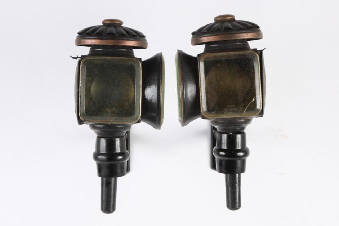 PAIR OF FANCY SURRY LAMPS