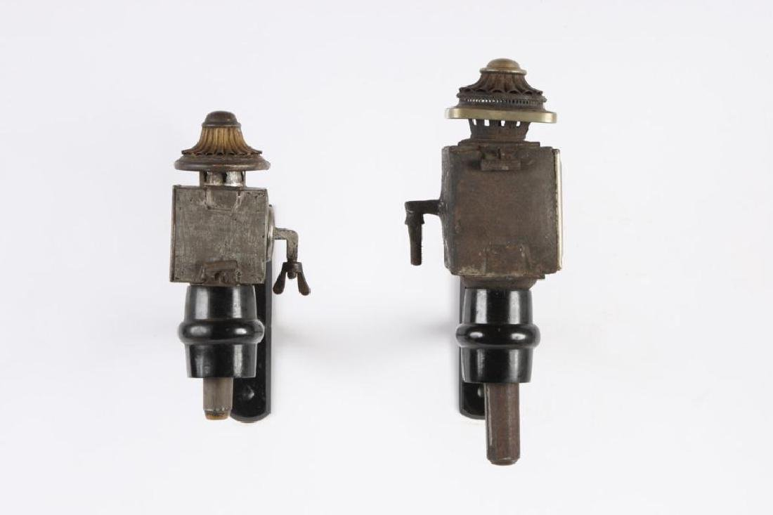 SMALL & MEDIUM PONY AND RADIATOR CARRIAGE LAMPS - 3