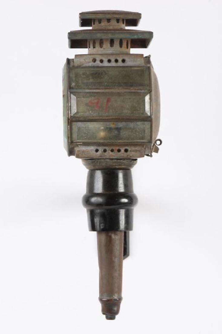 SMALL & MEDIUM PONY AND RADIATOR CARRIAGE LAMPS - 6