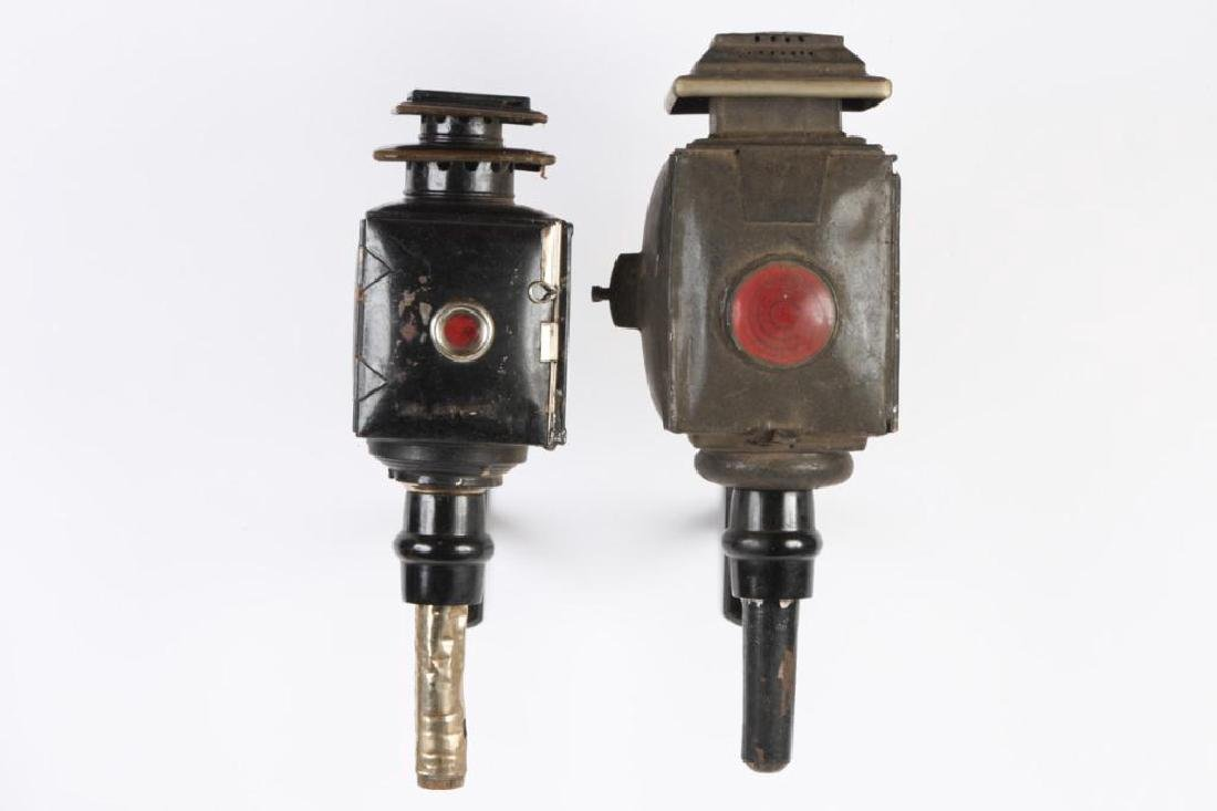 (4) CARRIAGE LAMPS - 2