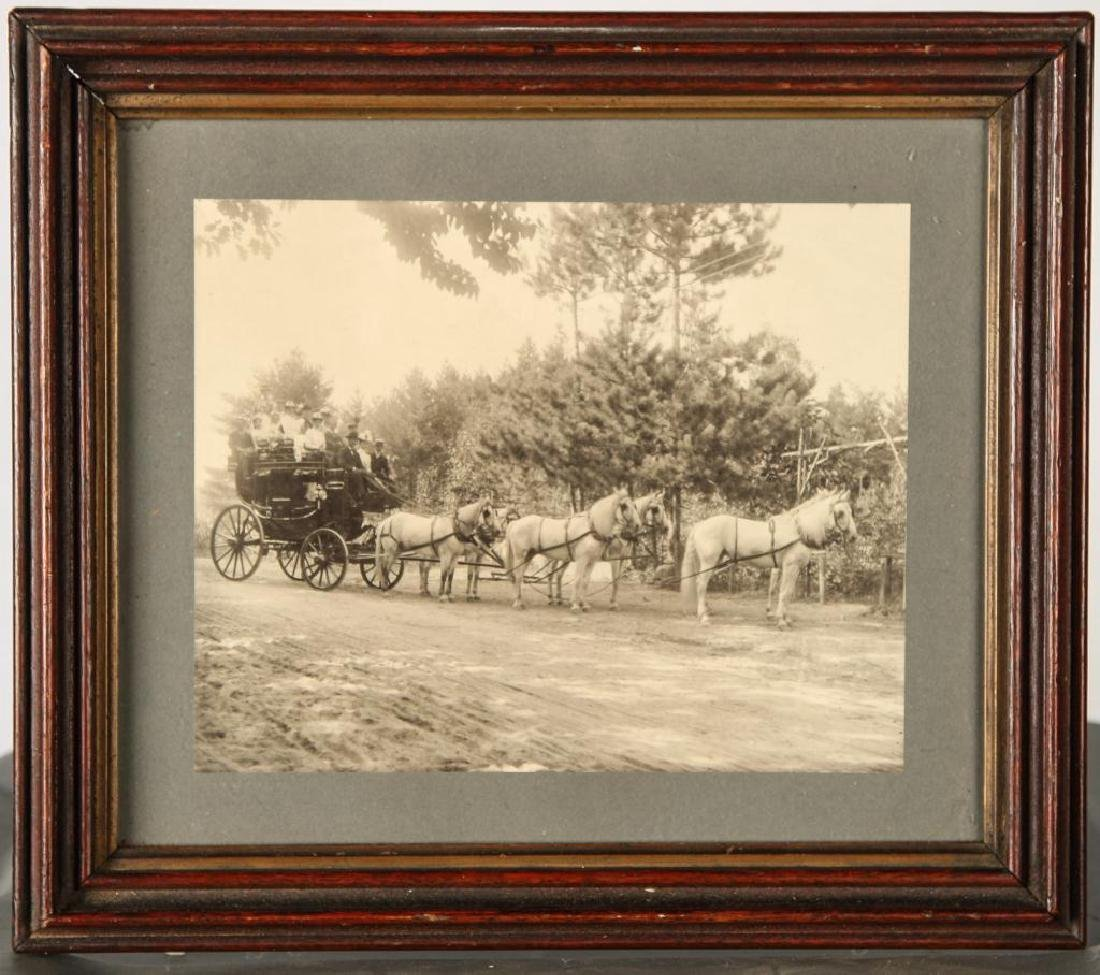 (2) EQUESTRIAN PHOTOGRAPHS EARLY (20th c) - 5