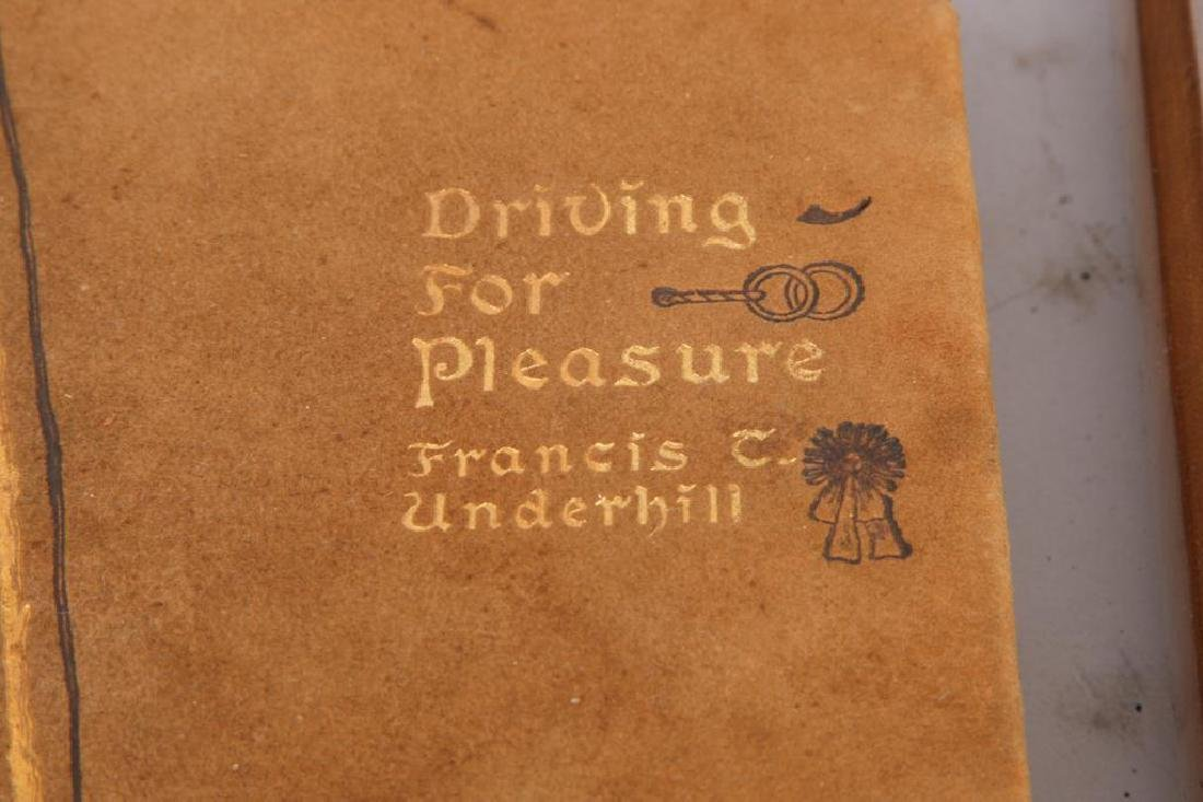 (2) COPIES OF DRIVING FOR PLEASURE - 10