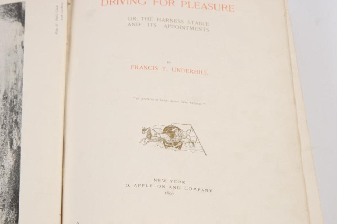 (2) COPIES OF DRIVING FOR PLEASURE - 3