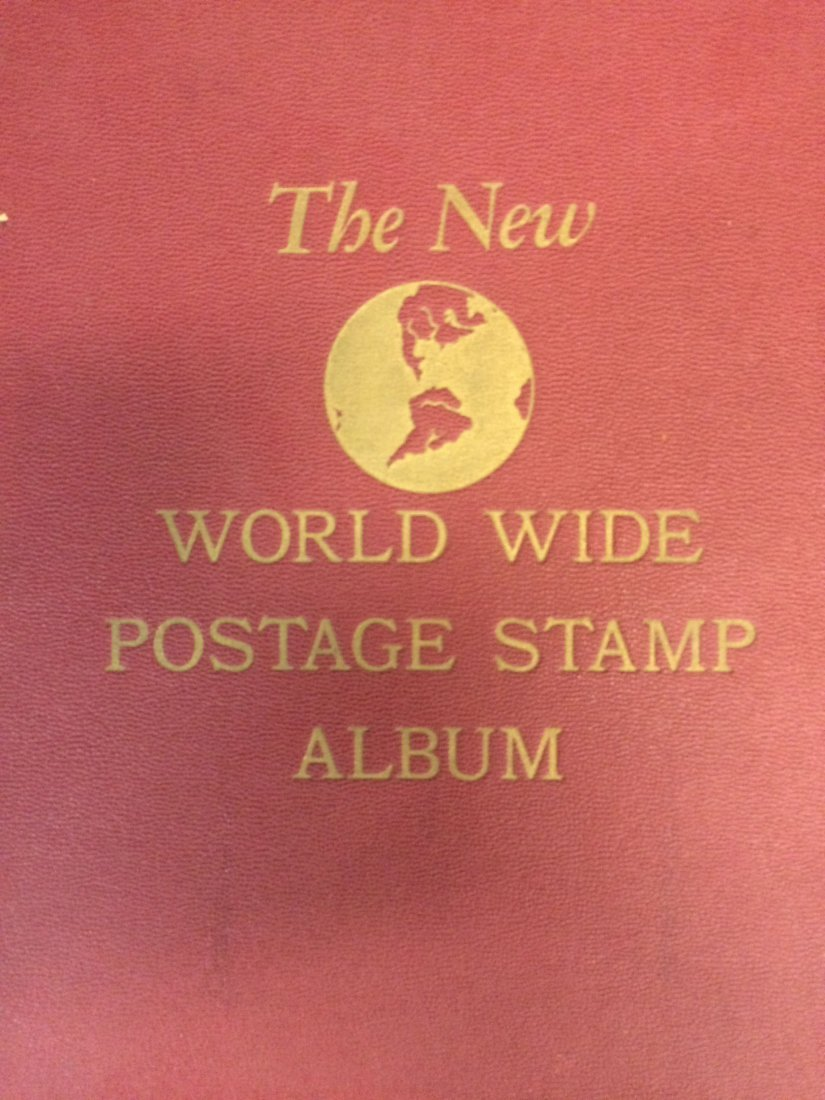 LARGE INTERNATIONAL POSTAGE STAMP COLLECTION - 2