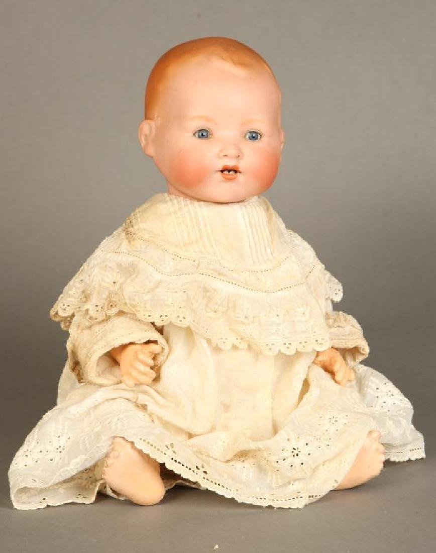 "16"" ARMAND MARSEILLE BYE-LO BABY BISQUE HEAD DOLL"