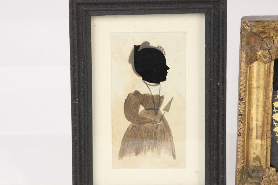 (3) SILHOUETTES by S. BANTON, PUFFY SLEEVE ARTIST - 2
