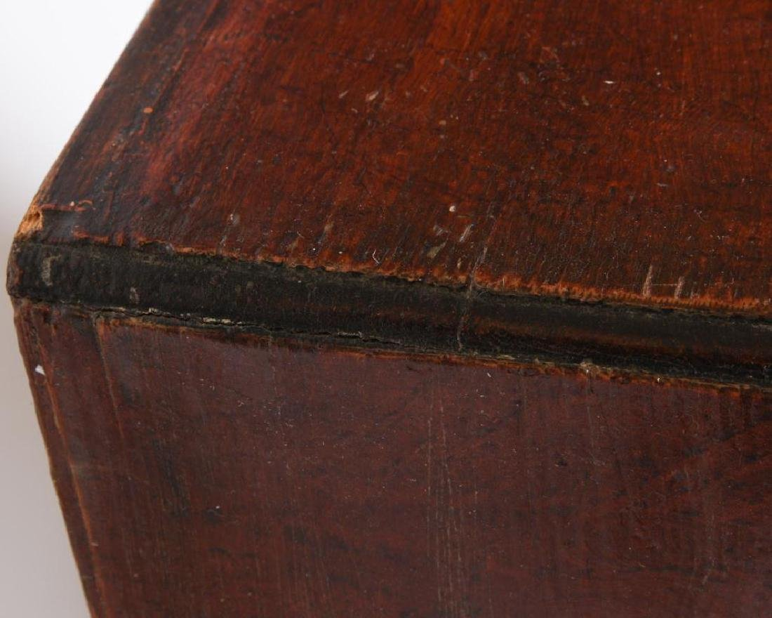 AMERICAN GRAIN PAINTED (3) DRAWER CHEST - 10