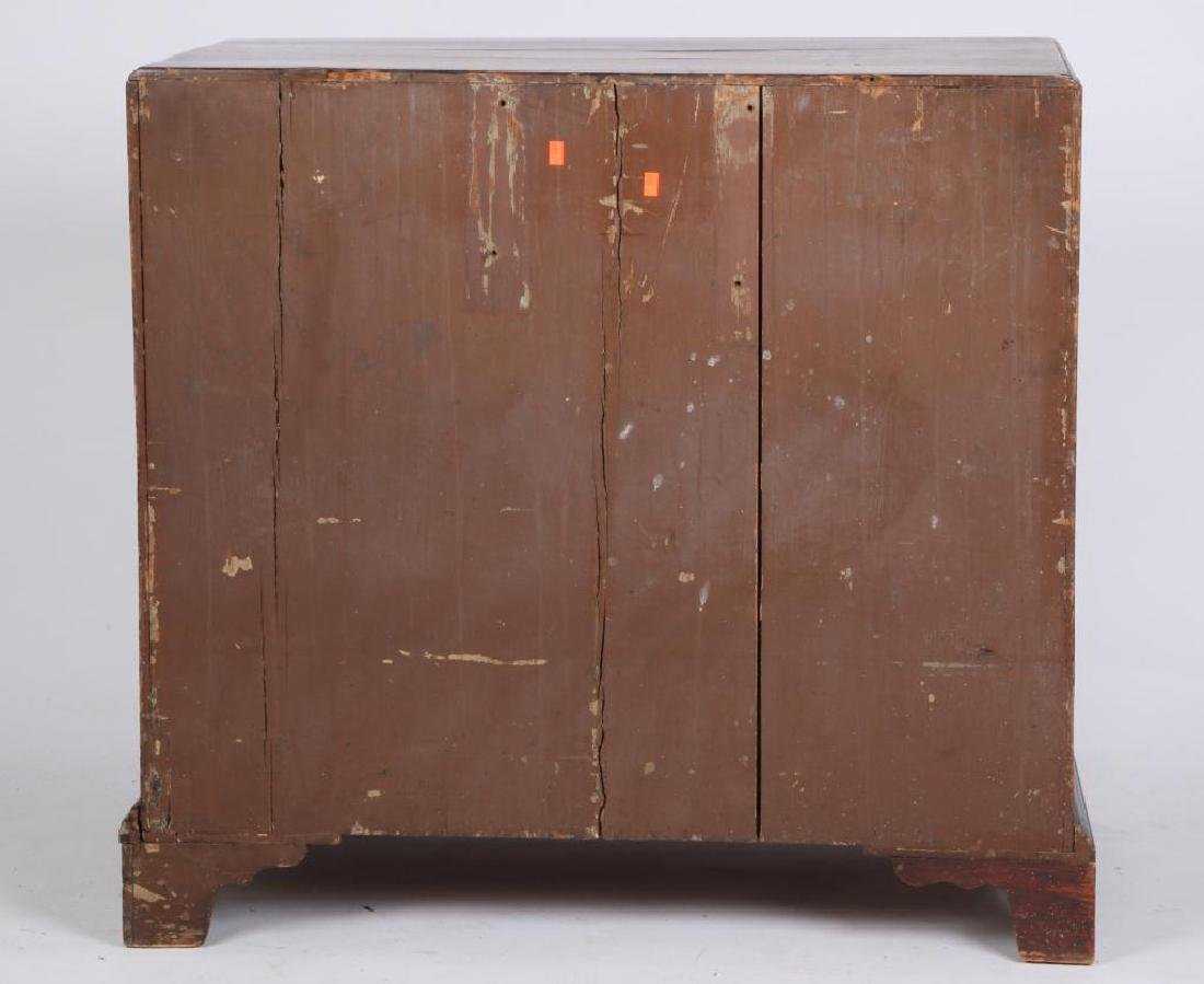 AMERICAN GRAIN PAINTED (3) DRAWER CHEST - 3