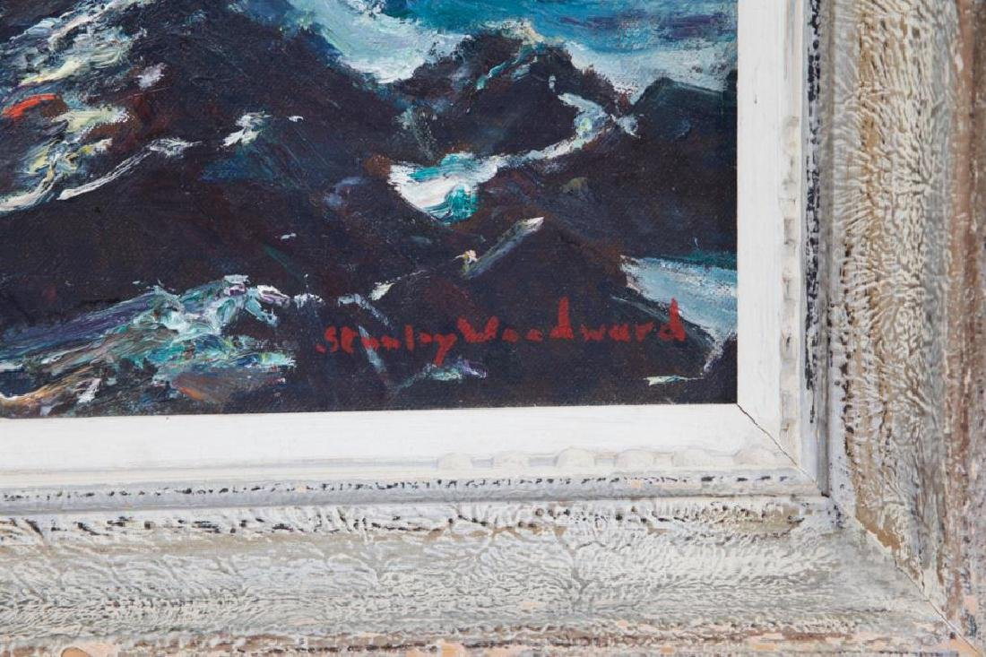STANLEY WOODWARD (1890-1970) - 4