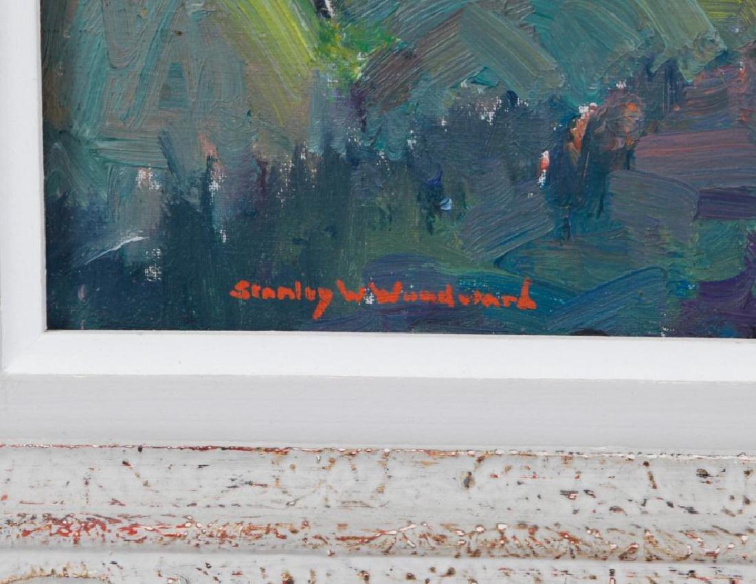 STANLEY WOODWARD (1890-1970) - 5