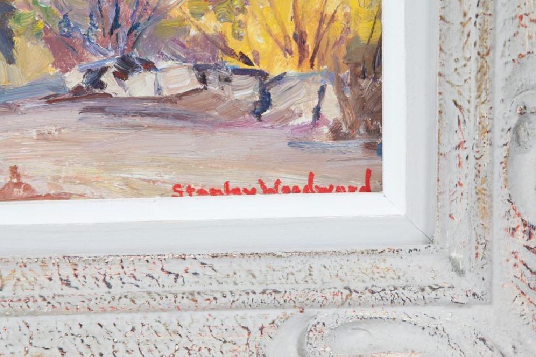 STANLEY WOODWARD (1890-1970) - 3