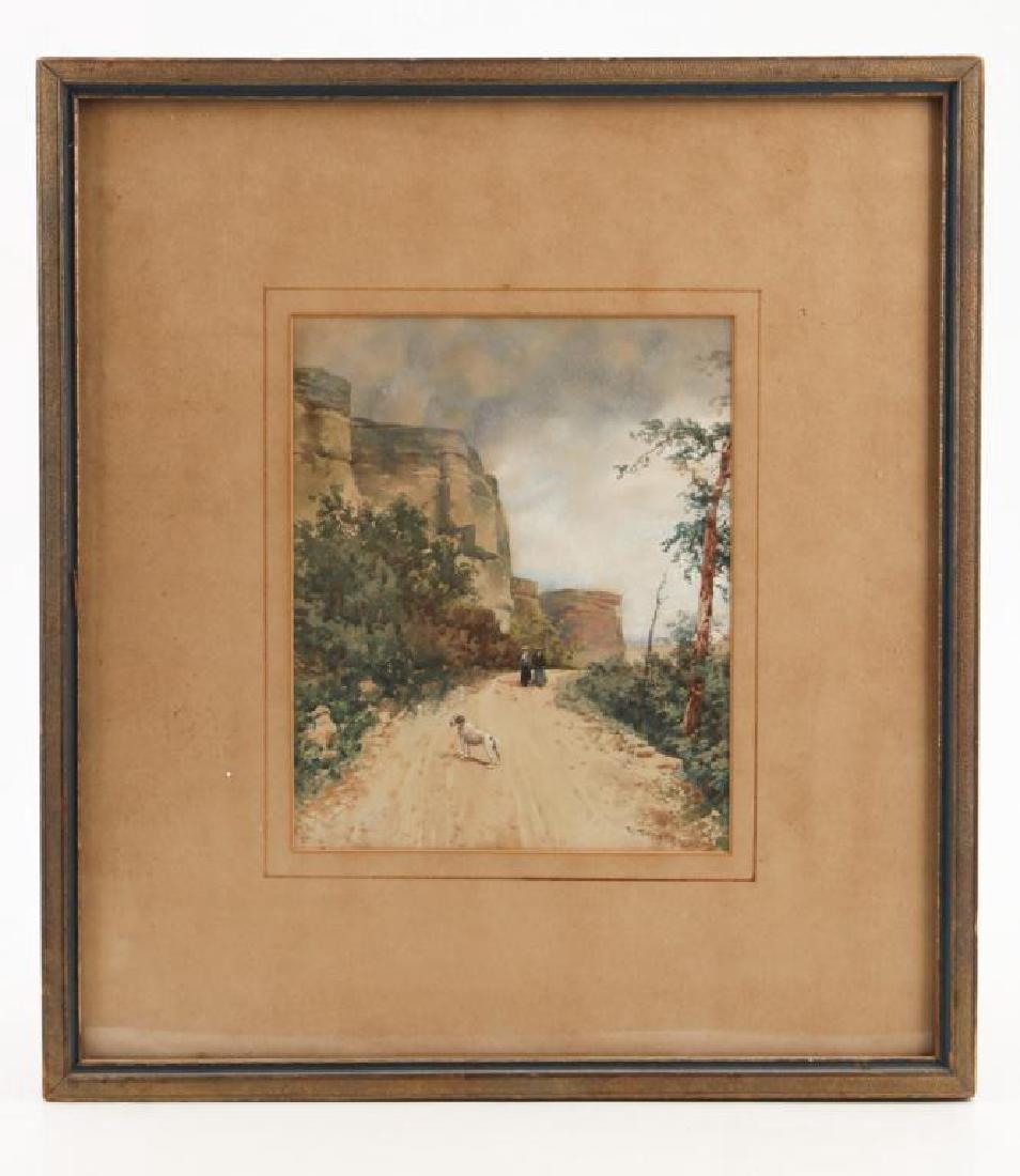 HERMANN HERZOG (1832-1932) - 2