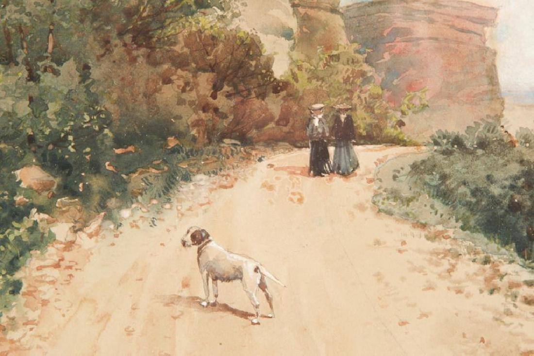 HERMANN HERZOG (1832-1932) - 3