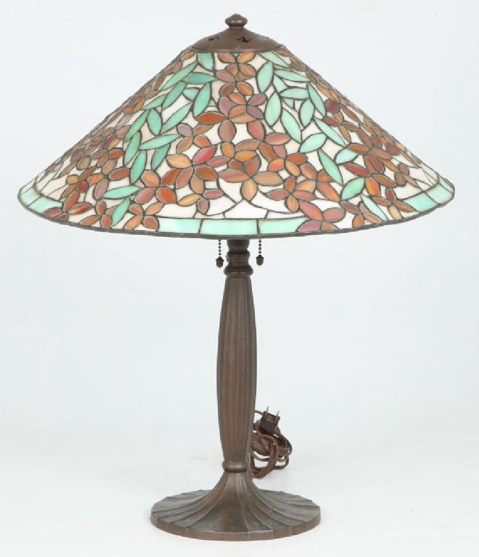 HANDEL-STYLE TABLE LAMP