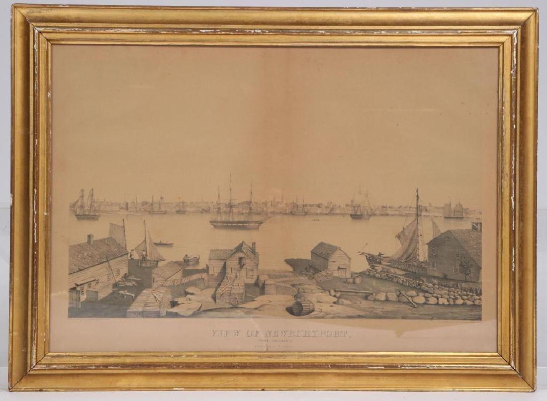 FITZ HENRY LANE (1806-1865)