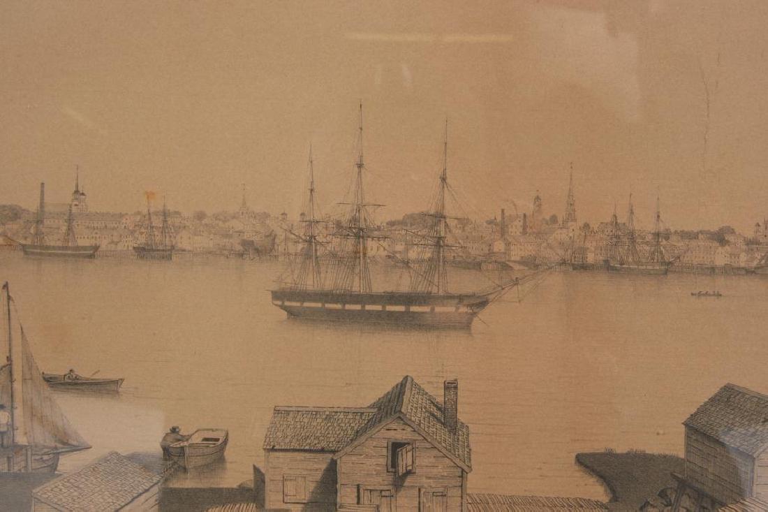 FITZ HENRY LANE (1806-1865) - 2