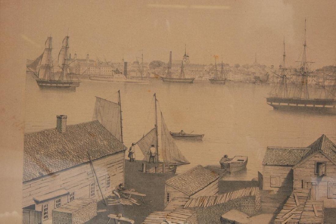 FITZ HENRY LANE (1806-1865) - 3