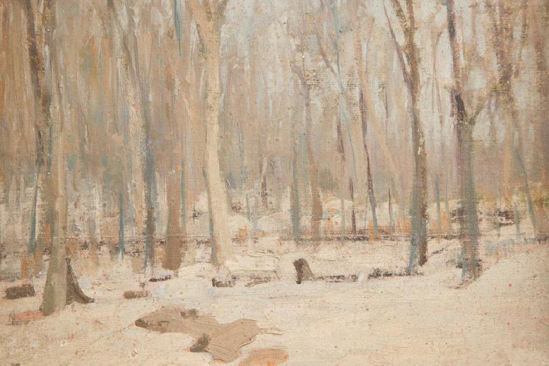 ROBERT WESLEY AMICK (1879-1969) THREE LANDSCAPES - 6