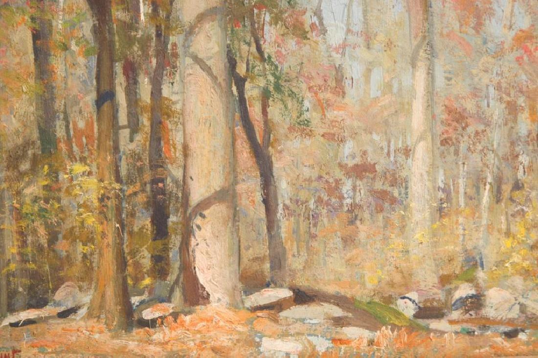 ROBERT WESLEY AMICK (1879-1969) THREE LANDSCAPES - 9