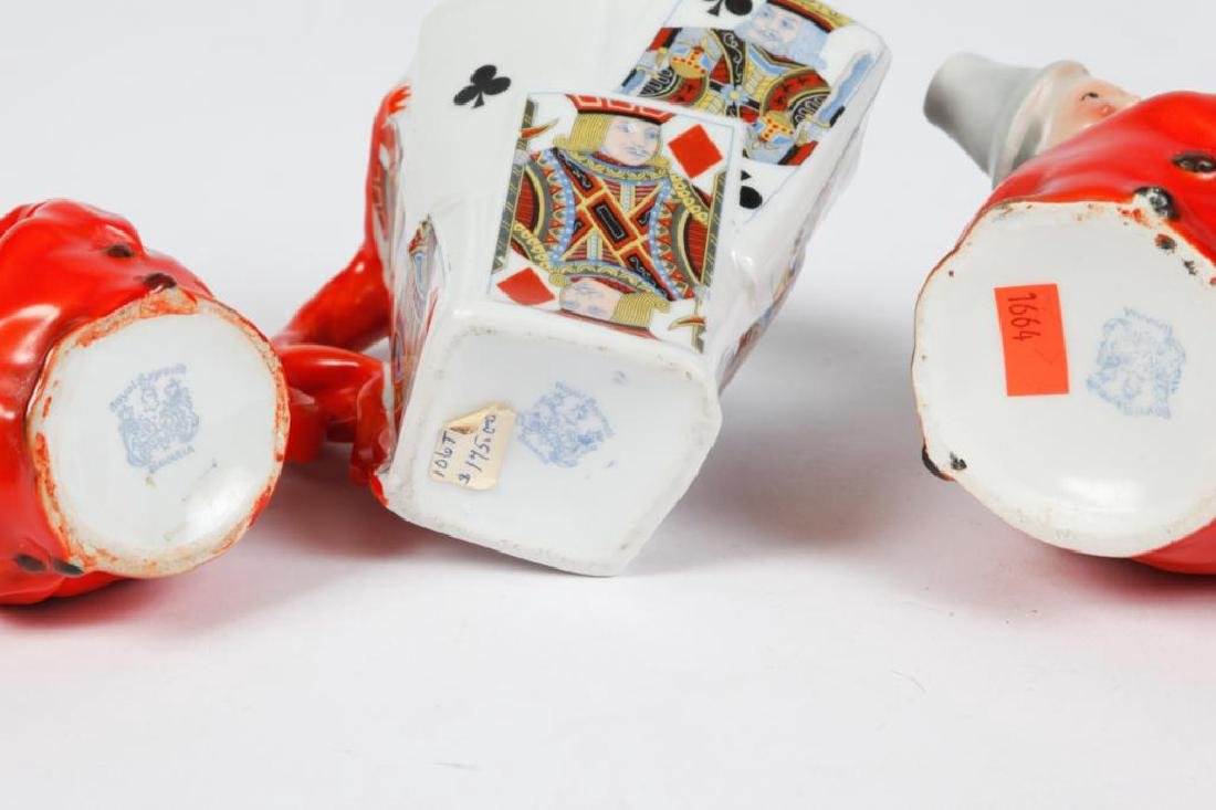 (3) ROYAL BAYREUTH PITCHERS / CREAMERS - 2