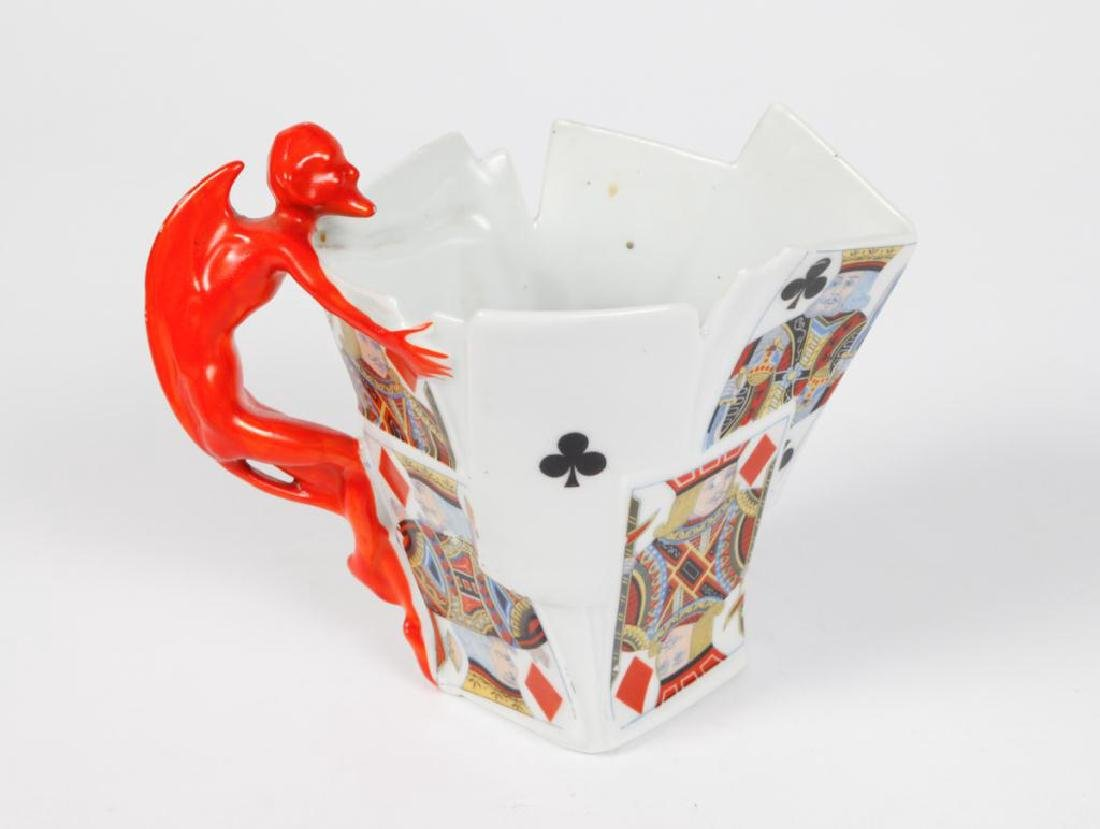 (3) ROYAL BAYREUTH PITCHERS / CREAMERS - 5