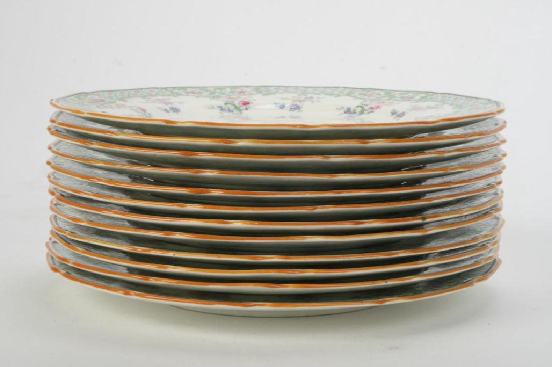 (12) ROYAL DOULTON LUNCHEON PLATES - 3