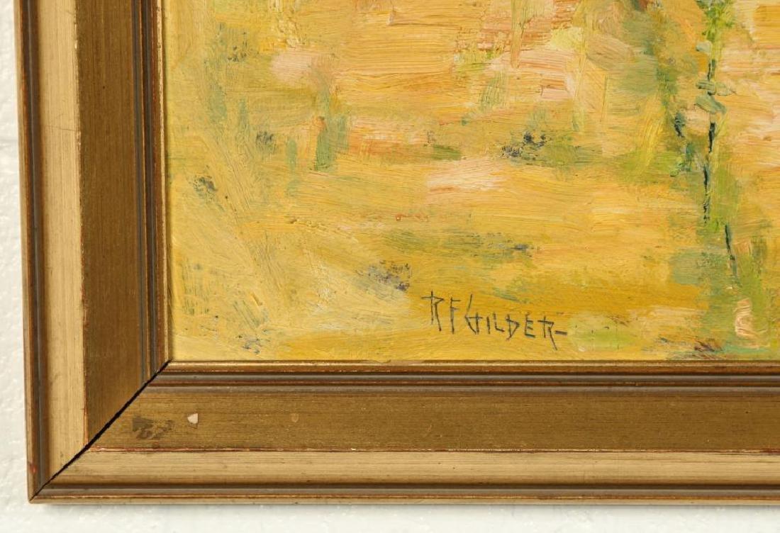 ROBERT F. GILDER (1856-1940) - 2