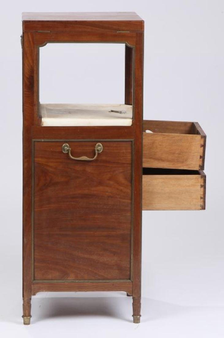 FRENCH DIRECTAIRE TRAVELING DRESSING TABLE - 2