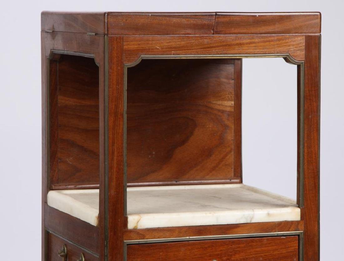 FRENCH DIRECTAIRE TRAVELING DRESSING TABLE - 5