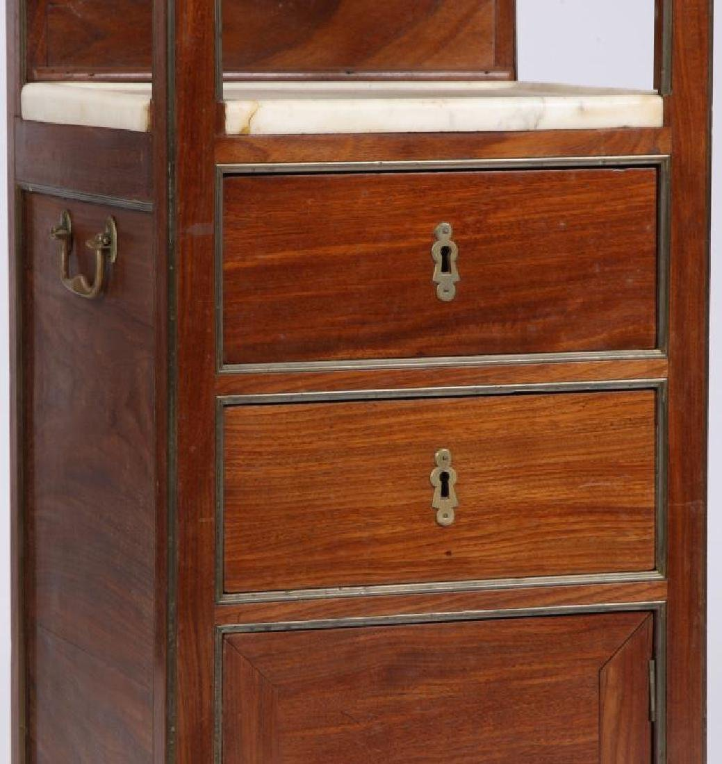 FRENCH DIRECTAIRE TRAVELING DRESSING TABLE - 6