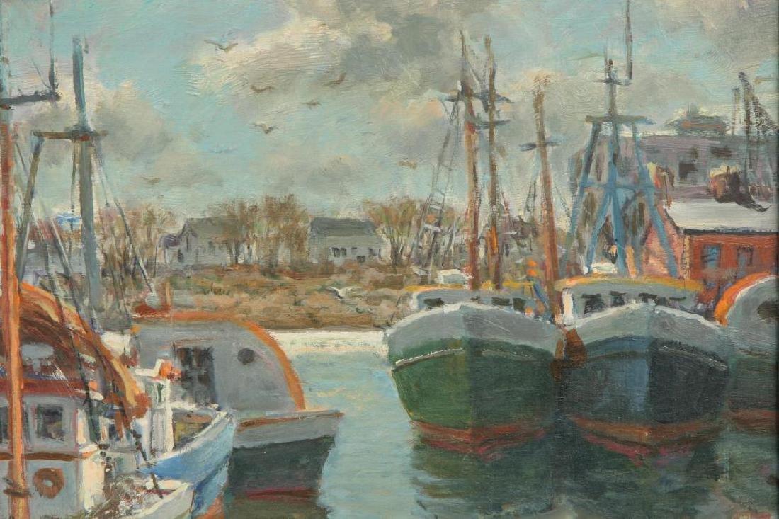 SVEN CARLSON (1911-2006) - 6
