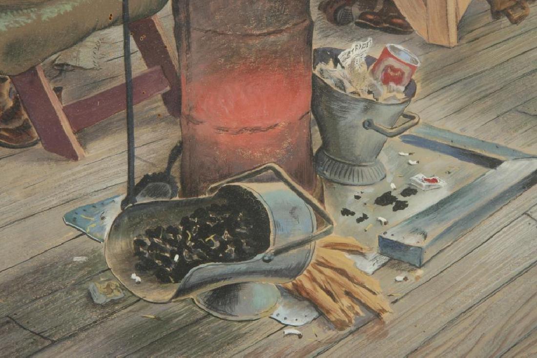 SVEN CARLSON (1911-2006) - 5