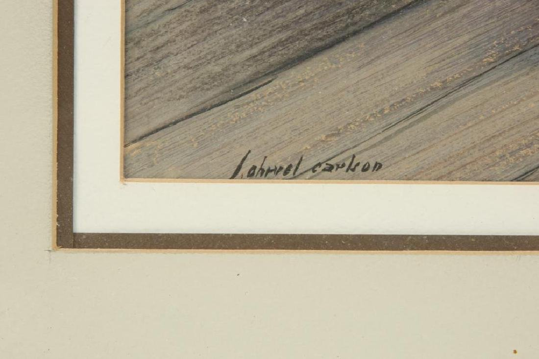 SVEN CARLSON (1911-2006) - 8