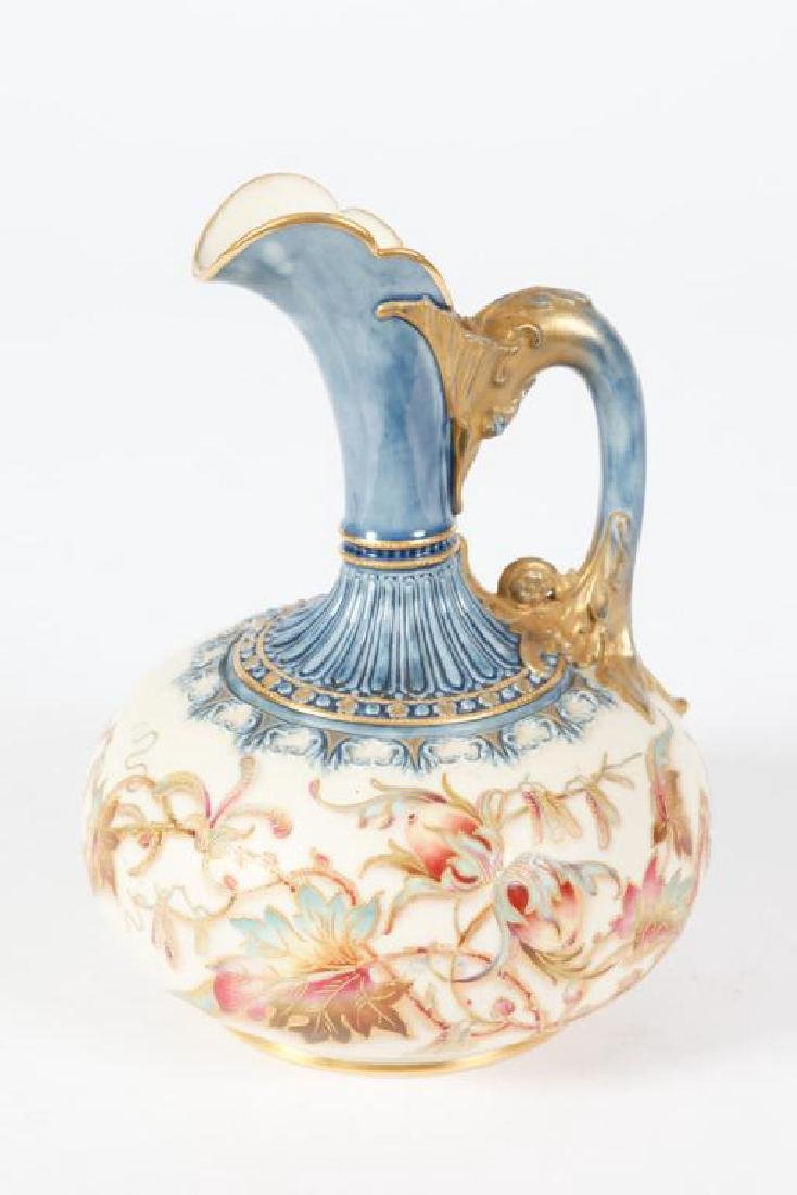 ROYAL WORCESTER EWER