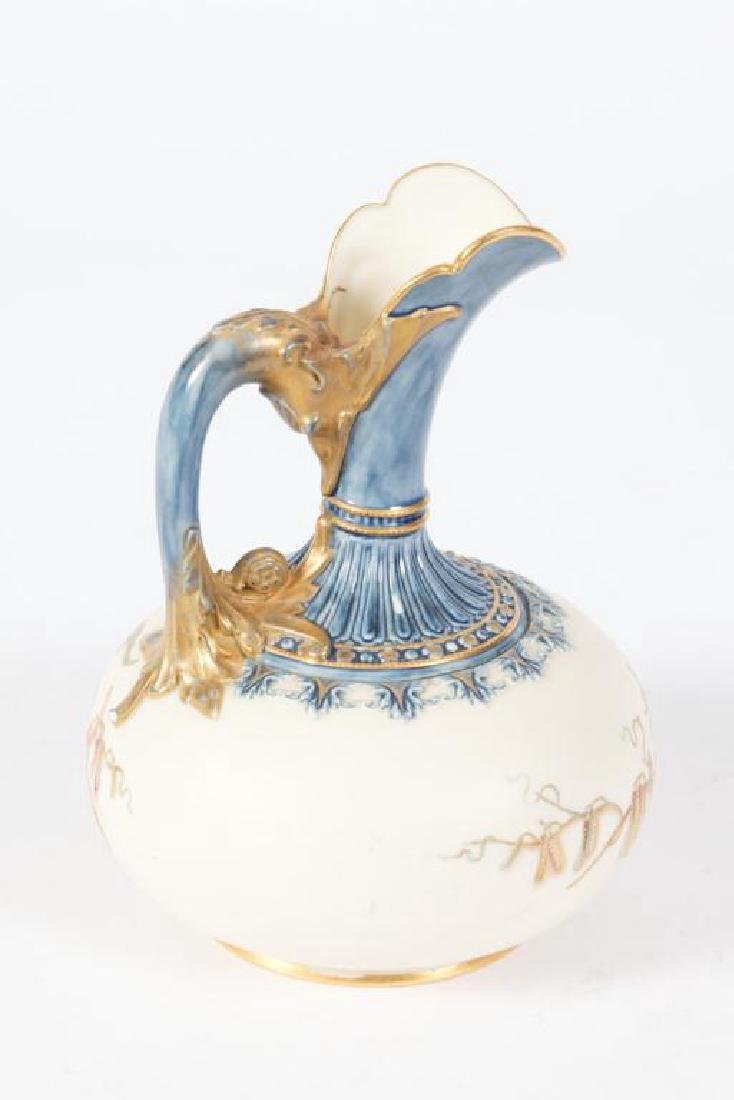 ROYAL WORCESTER EWER - 3