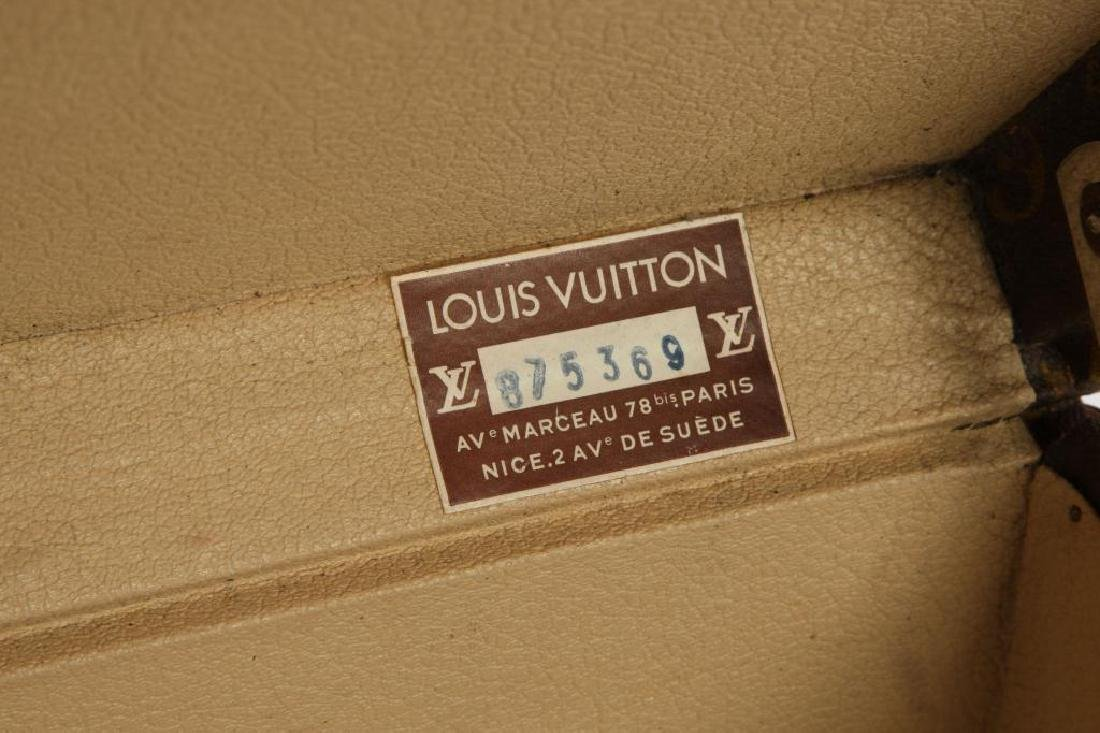 EARLY LOUIS VUITTON SUITCASE - 2