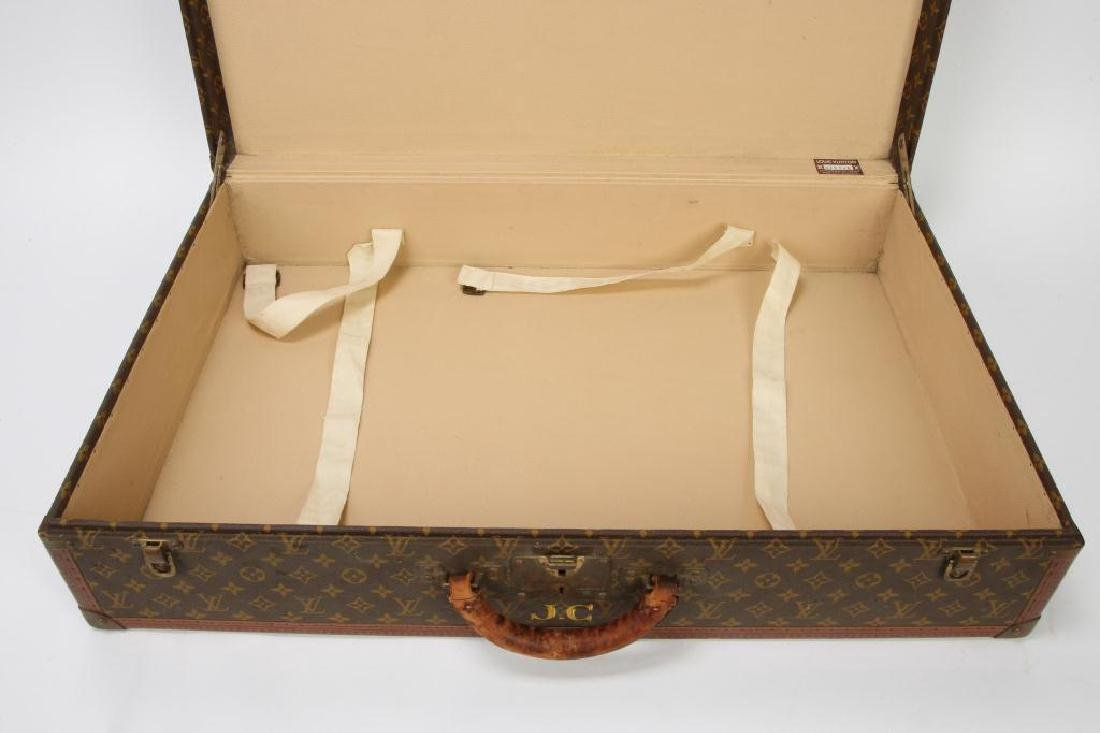EARLY LOUIS VUITTON SUITCASE - 4