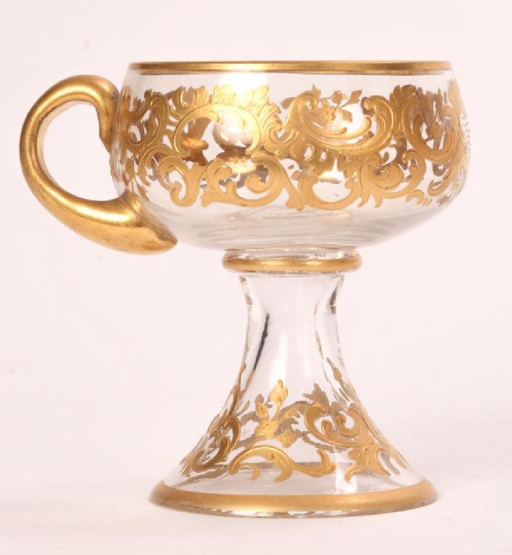 MOSHER QUALITY PUNCH BOWL SET with CUPS - 2