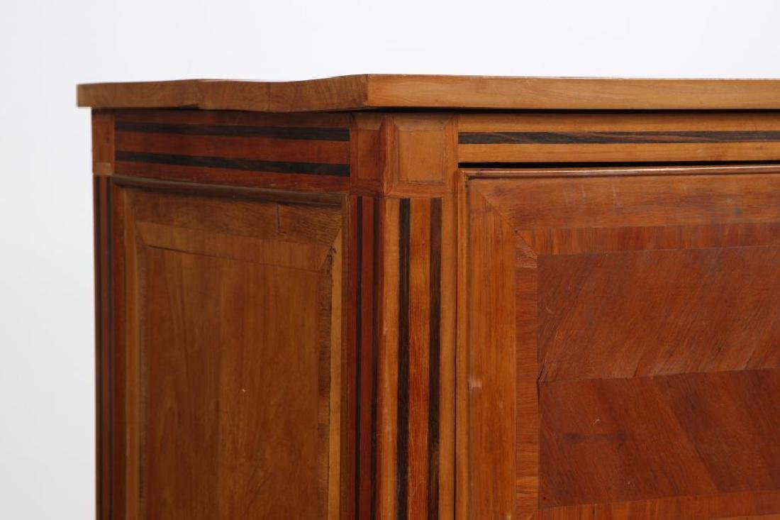 TWO DRAWER CONTINENTAL COMMODE - 5